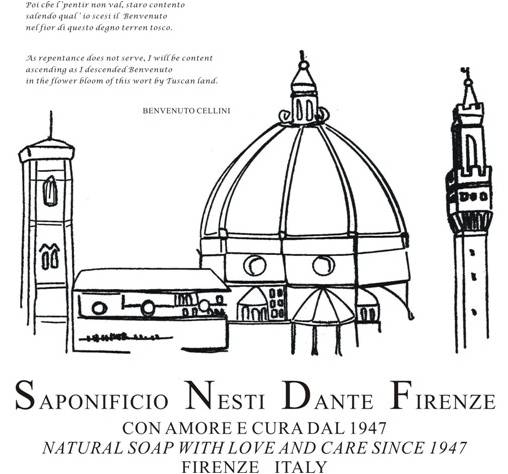 Nesti Dante佛羅倫斯手工皂(2000元免運)