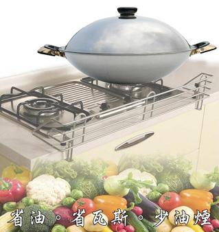 玖鳳五層複合金炒鍋-雙耳40cm