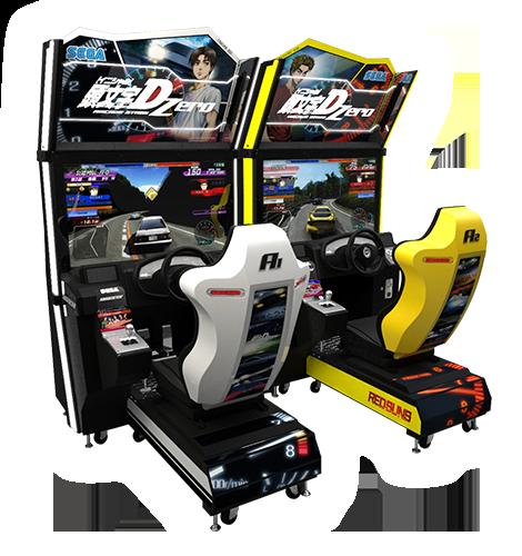 文字 d the arcade 頭