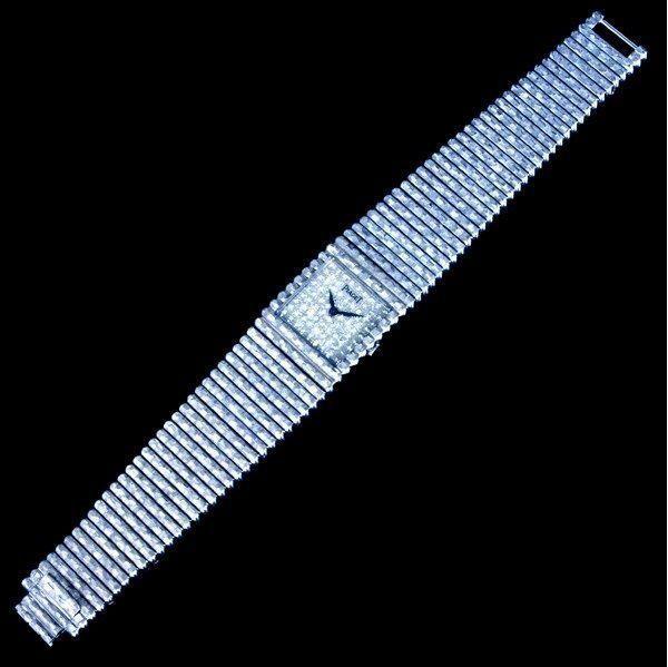 伯爵-piaget-瑞士机心男士手表