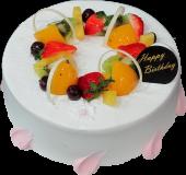 伯爵布里/香草蛋糕