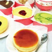 起士蛋糕6入
