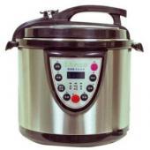 LAPOLO 8公升不沾微電腦電子壓力鍋(LA-8005)