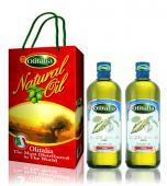 Olitalia 奧利塔玄米油雙入禮盒 1000ML/瓶 3組 共6瓶