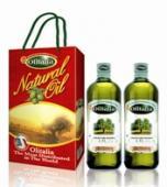 Olitalia 奧利塔精製橄欖油雙入禮盒1000ML/瓶 3盒 共6瓶