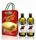Olitalia 奧利塔葡萄籽油雙入禮盒 1000ML/瓶 3組 共6瓶