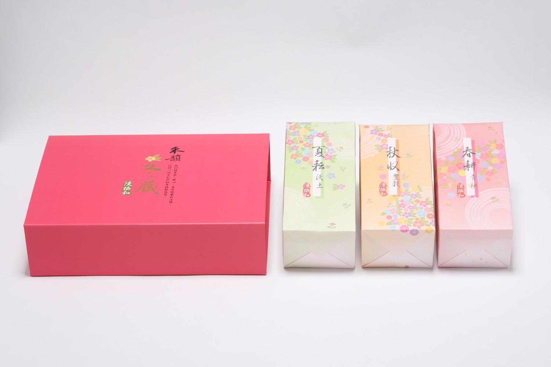禾韻-冬藏(米禮盒)