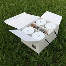 獨享杯禮盒 巧克力風味優格