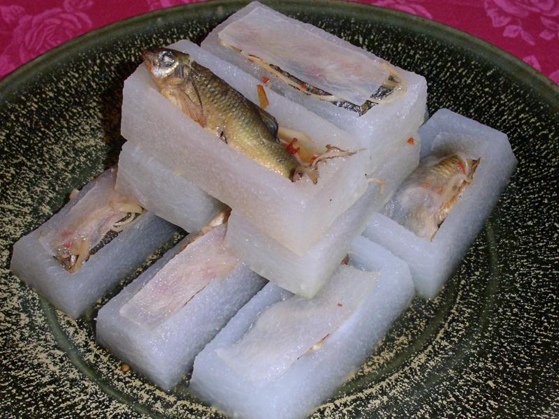 碧玉回味魚