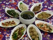 蒸烹桐花餐(桌)