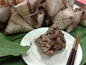 蒸烹養生粽