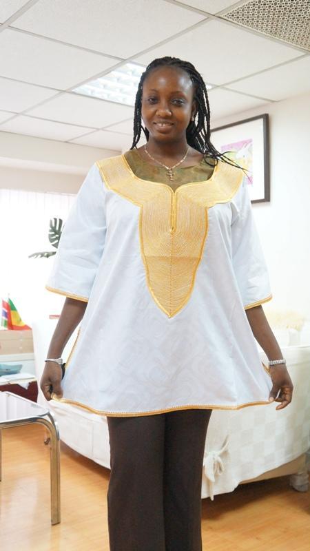 DR0007 非洲時尚設計服 African Dresses