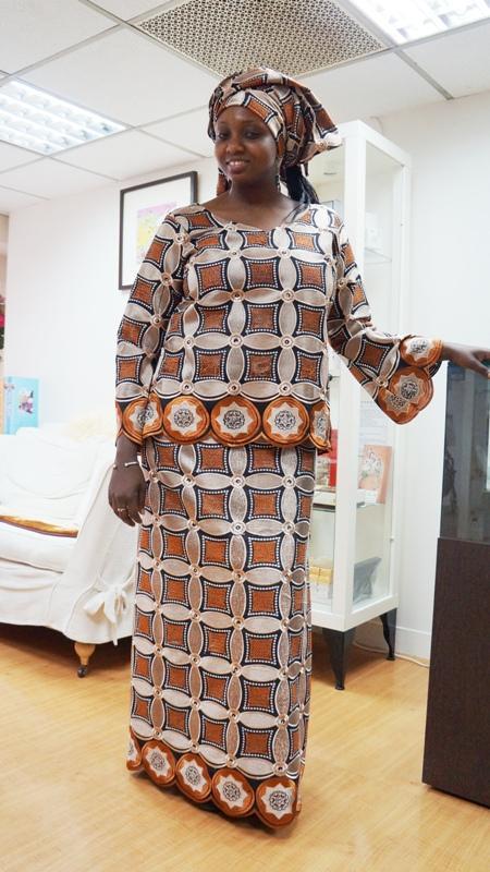 DR0009 非洲時尚設計服 African Dresses
