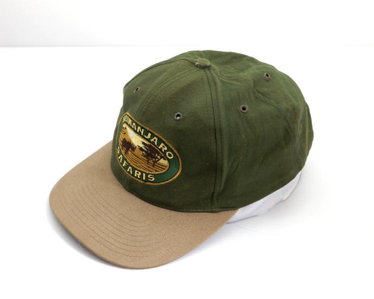 Cotton Fabric 棉質布料(磨毛) + 日式扣 - 帽頂 & 帽眉顏色可自選