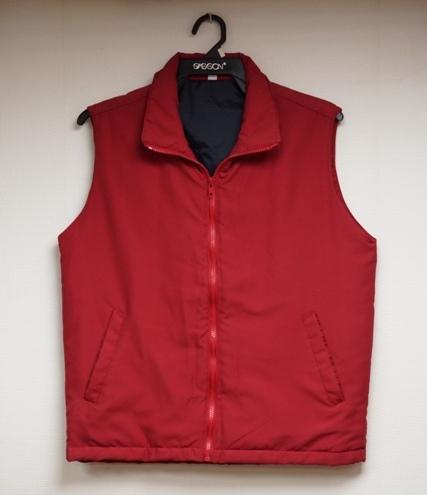 客製化背心 - 選舉或政治人物背心 Customized Vest  - Vests for political and election campaign CV0004-1