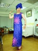 DR0005 非洲時尚設計服 African Dresses  扶輪永福-黃小姐