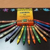 C-16C 一般蠟筆 (客製化包裝) (16入裝) - Customized Crayons (16pcs pack)