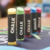 LPS-5C 口紅式粉筆 Lipstick Chalks