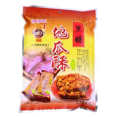 地瓜酥-黑糖(袋裝)