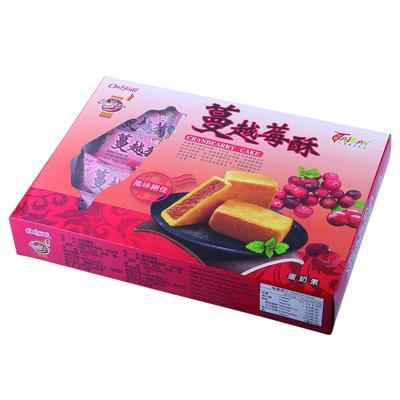 蔓越莓酥(盒裝)