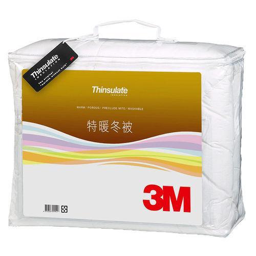 3M Thinsulate 輕透可水洗防蹣特暖被