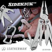 美國正廠 Leatherman Sidekick工具鉗-尼龍套版 #831439