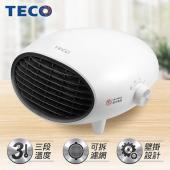 TECO東元 可壁掛陶瓷電暖器-白 YN1251CBW