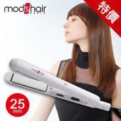 Mod's Hair 25mm白晶陶瓷直髮夾 離子夾_MHS-2547-W-TW
