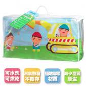 3M  新絲舒眠兒童午安睡袋 (推土機) 台灣製 附枕頭