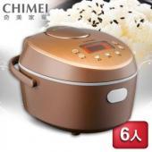 奇美 CHIMEI EP-06TBM1 6人份電子鍋