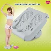 台灣製 健身美姿平衡板 (含拉繩) 美姿拉筋板 HO108