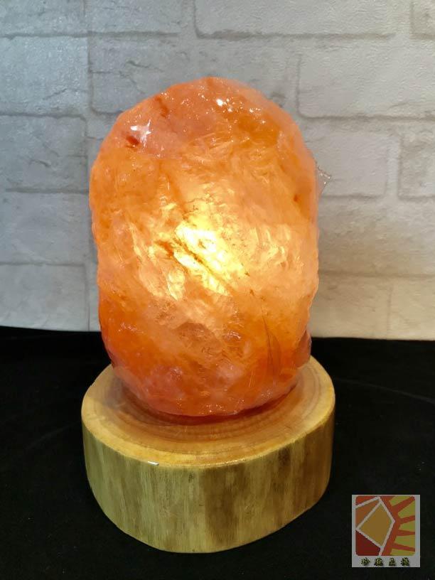 玫瑰鹽燈 2.5~3kg