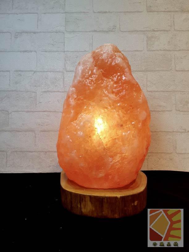 玫瑰鹽燈 10~11kg