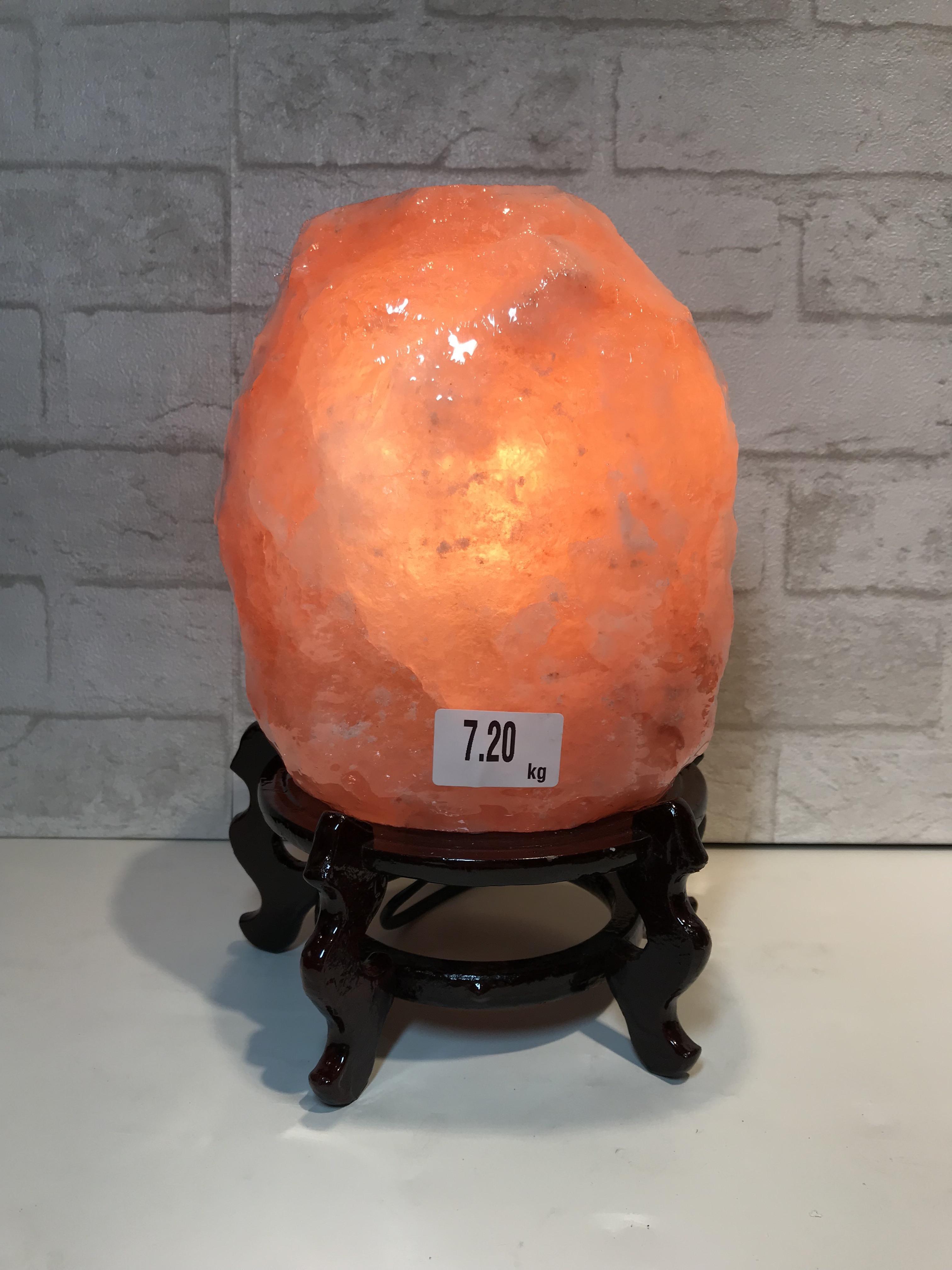 <特價>玫瑰鹽燈7~8kg