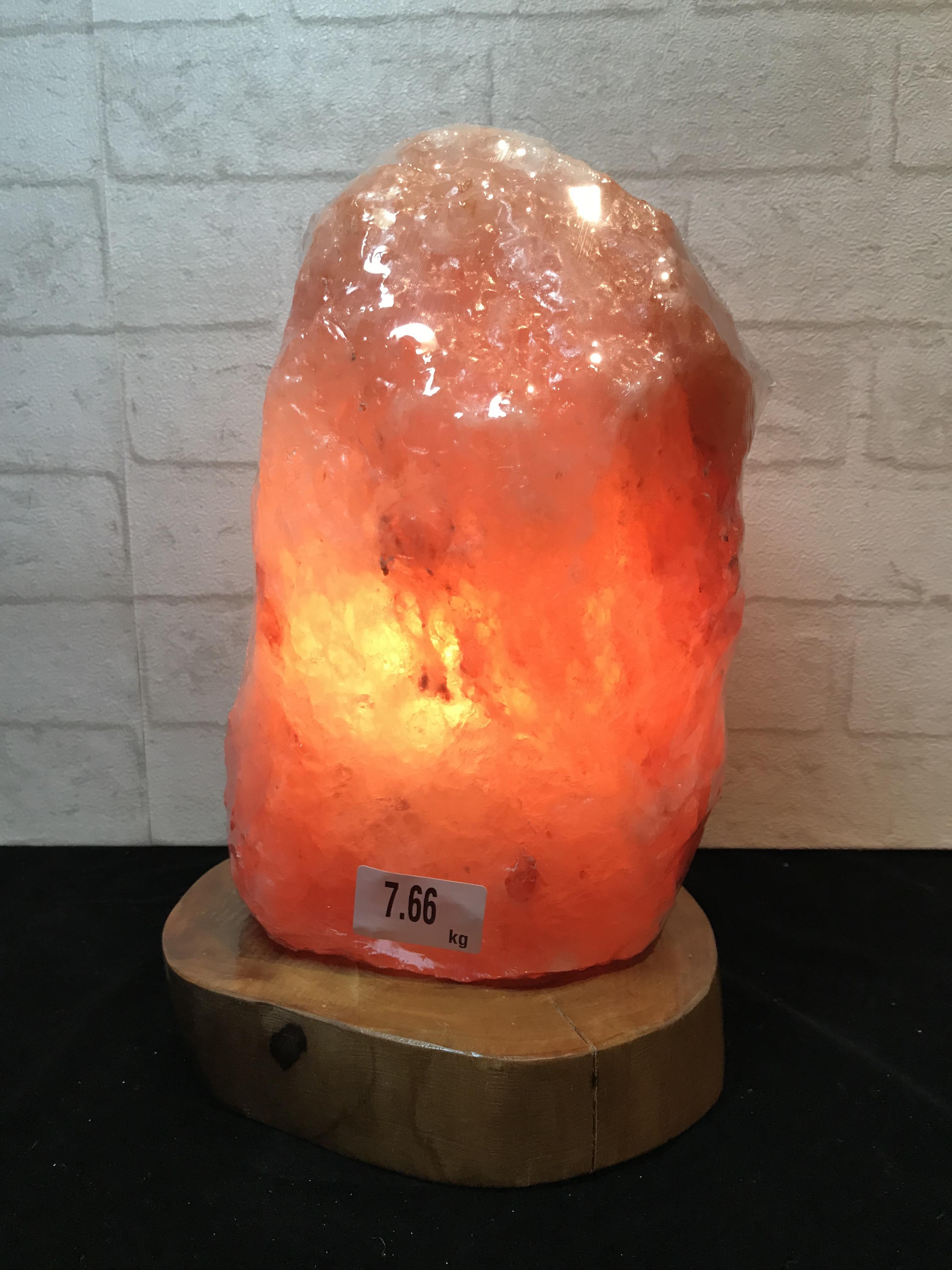 玫瑰鹽燈 7.66kg