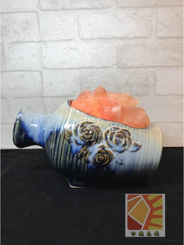 彩釉瓶創意小夜燈