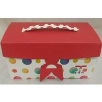 糖心牛軋糖蛋捲(12支/盒)-提盒裝(綜合)