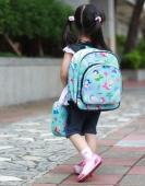 符合美國 CPSIA 標準 Wildkin 40081 小美人魚 入學點心背包/幼稚園/上學書包 (3~6歲)