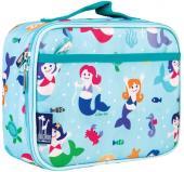 [BBB]符合美國 CPSIA 標準 Wildkin 33081 小美人魚 保冰保溫午餐袋/便當袋/點心盒 (3~15歲)