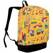 符合美國 CPSIA 標準 美國 Wildkin 14110 怪手卡車 兒童背包/書包 (5~10歲)