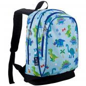 符合美國 CPSIA 標準 美國 Wildkin 14408 恐龍樂園兒童背包 侏羅紀世界書包 (5~10歲)