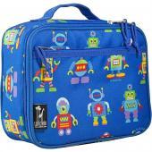[BBB]符合美國CPSIA標準 Wildkin 33112 機器人總動員 保冰保溫午餐袋/便當袋/點心盒(3~15歲)