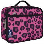 [BBB]符合美國 CPSIA 標準 Wildkin 33214 粉紅豹紋 保冰保溫午餐袋/便當袋/點心盒(3~15歲)