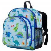 符合美國CPSIA 美國 Wildkin 40408 恐龍樂園 點心背包/幼稚園書包/寶寶書包(3~6歲)