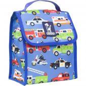 [BBB]符合CPSIA美國 Wildkin 55111 英雄聯盟 直立式午餐袋/便當袋/保溫袋(3歲以上)