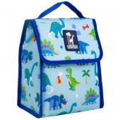 [BBB]符合CPSIA美國 Wildkin 55408 恐龍樂園 直立式午餐袋/便當袋/保溫袋(3歲以上)