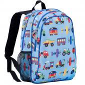 【LoveBBB】美國 Wildkin 兒童後背包/雙層式便利書包67079交通工具大集合