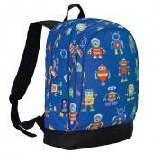 符合美國 CPSIA 標準 美國 Wildkin 14112 機器人總動員 兒童背包/書包 (5~10歲)