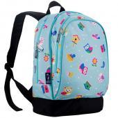 [LoveBBB] 符合美國CPSIA標準 美國Wildkin 14407 柏蒂鳥 兒童書包/雙層式後背包(5~10歲)