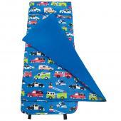 無毒幼教睡袋 符合美國標準 Wildkin 28111 英雄聯盟 安親班/兒童睡袋(3-7歲)